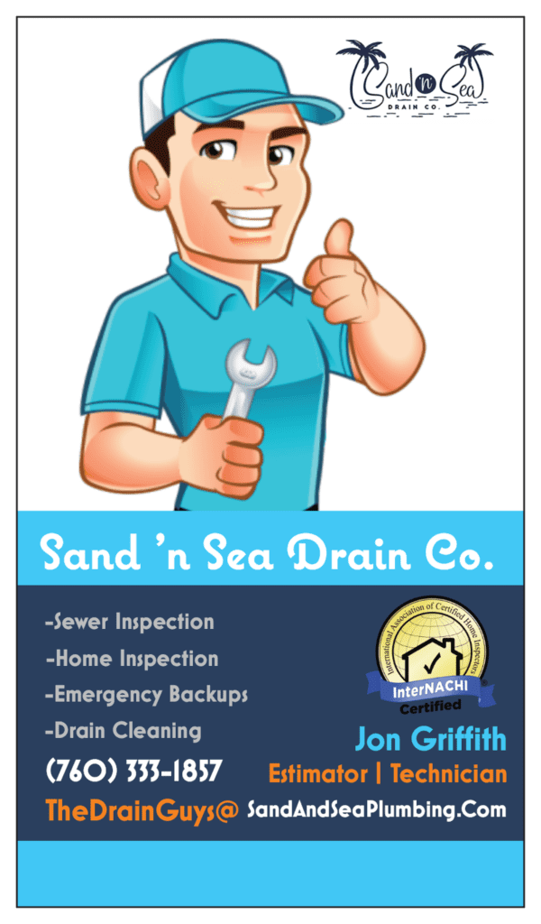 emergency drain plumber in the coachella valley