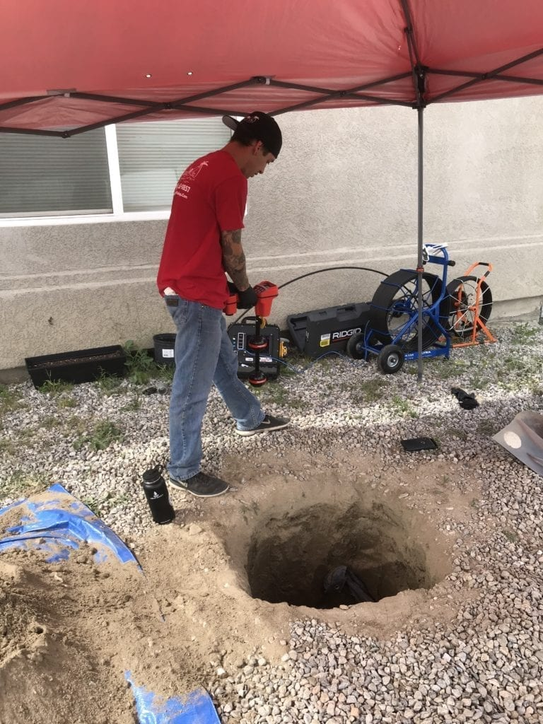 Sewer and Septic Locating Company in the Coachella Valley