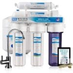 Water filtration system tier 2 in Palm Springs and Coachella Valley